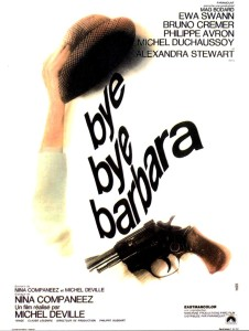 Affiche du film Bye Bye Barbara