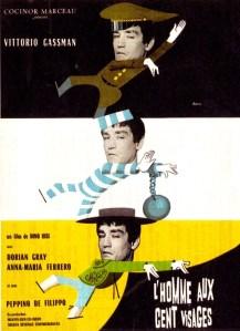 Affiche du film : Il Mattatore L'homme aux cent visages