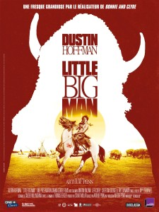 Affiche récente du film Little Big Man
