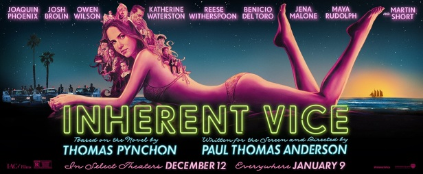 Affiche secondaire du film Inherent Vice