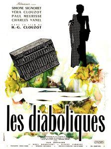 Affiche alternative du film Les diaboliques