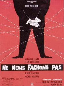 Affiche alternative du film Ne nous fâchons pas