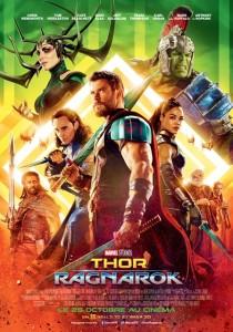 Affiche du film Thor Ragnarok