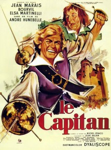 Affiche du film Le Capitan