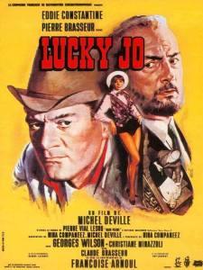 Affiche du film Lucky Jo