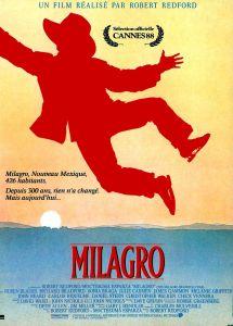Affiche du film Milagro