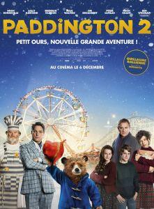Affiche du film Paddington 2