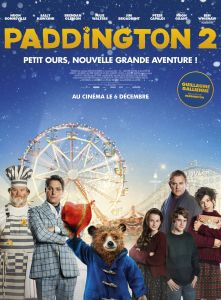 Affiche du film Paddington 2