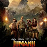 JUMANJI : BIENVENUE DANS LA JUNGLE de Jake Kasdan (2017)