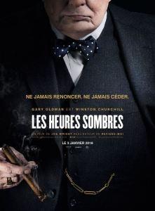 Affiche du film Les heures sombres