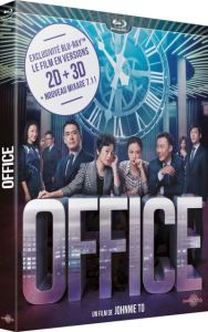 Image de la jaquette du Blu-ray du film Office