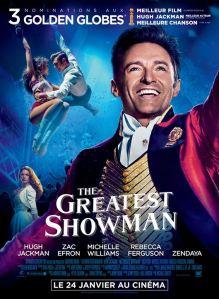 Affiche du film The Greatest Showman