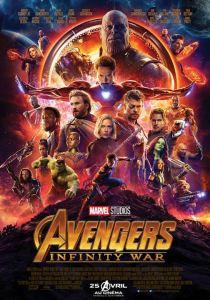 Affiche du film Avengers Infinity War