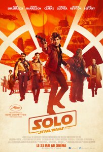 Affiche du film Solo A Star Wars Story