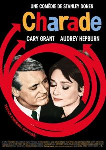 Affiche du film Charade version restaurée