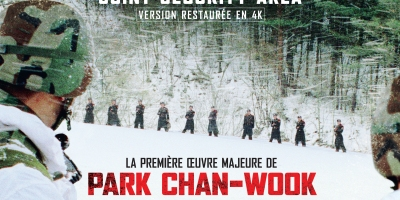 Affiche du film JSA