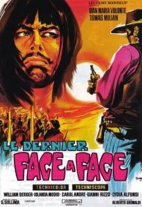 Affiche du film Le dernier face à face