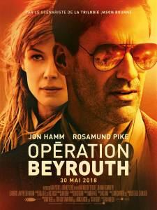 Affiche du film Opération Beyrouth