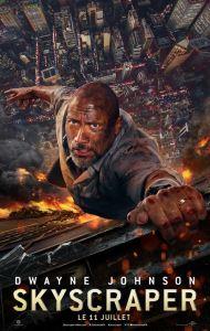 Affiche du film Skyscraper