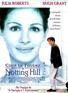 Affiche du film Coup de foudre à Notting Hill