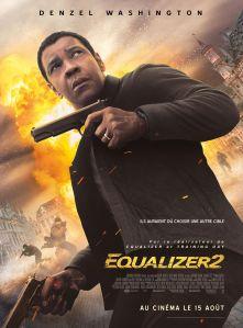 Affiche du film Equalizer 2