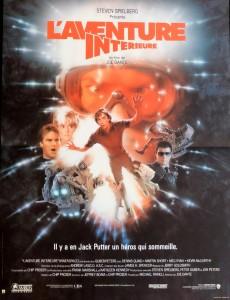 Affiche du film L'aventure intérieure