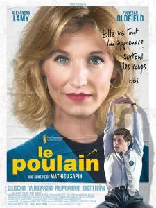 Affiche du film Le poulain