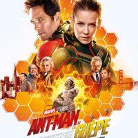 ANT-MAN ET LA GUÊPE de Peyton Reed (2018)