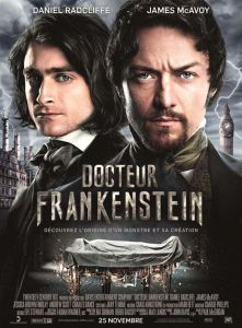 DOCTEUR FRANKENSTEIN de Paul McGuigan (2015)
