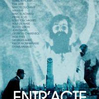 ENTR'ACTE de René Clair (1924 - Court métrage)