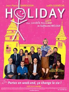 Affiche du film Holiday