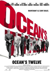 Affiche du film Ocean's Twelve