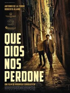 Affiche du film Que dios nos perdone