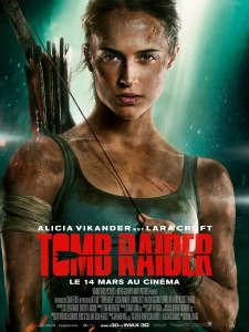 Affiche du film Tomb Raider