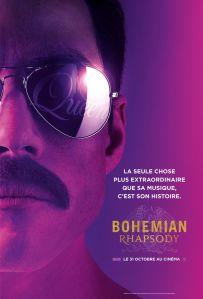 Affiche du film Bohemian Rhapsody