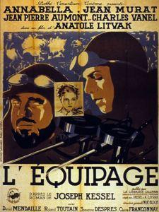 Affiche du film L'équipage