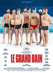 Affiche du film Le grand bain