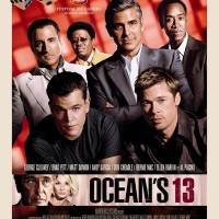 OCEAN'S THIRTEEN de Steven Soderbergh (2007)