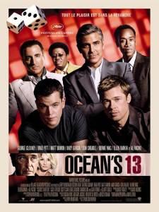 Affiche du film Ocean's Thirteen
