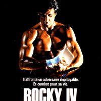 ROCKY IV de Sylvester Stallone (1986)
