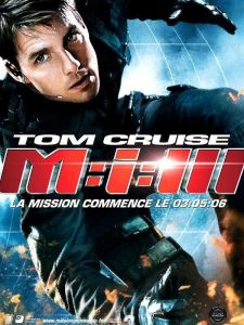 Affiche du film Mission Impossible 3