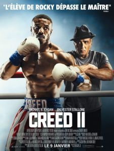 Affiche du film Creed 2