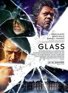 Affiche du film Glass