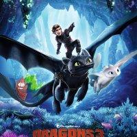 DRAGONS 3 : LE MONDE CACHÉ de Dean DeBlois (2019)