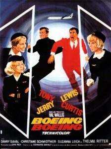 Affiche du film Boeing Boeing