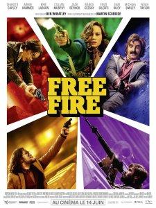 Affiche du film Free Fire
