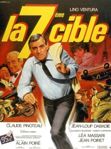 Affiche du film La septième cible