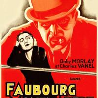 FAUBOURG MONTMARTRE de Raymond Bernard (1931)