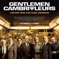 GENTLEMEN CAMBRIOLEURS de James Marsh (2019)
