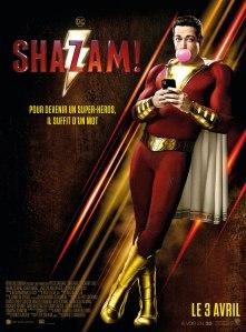Affiche du film Shazam